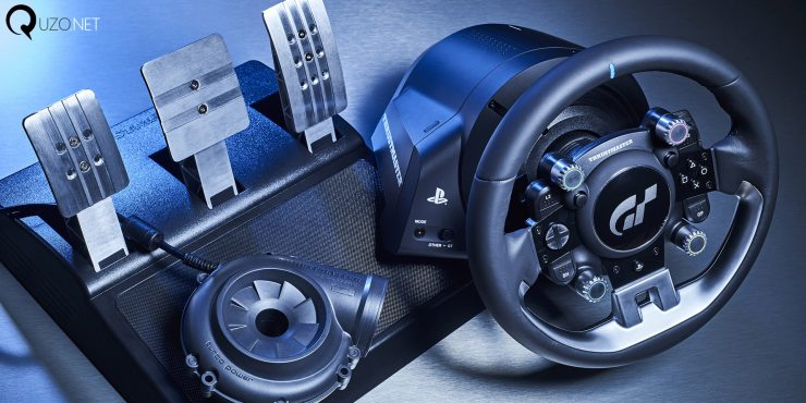 Thrustmaster Gran Turismo Sport Official High-End Steering Controller